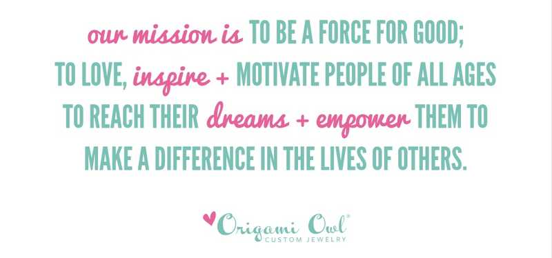 Mission Statement: our mission is to be a force for good; to love, inspire + motivate people of all ages to reach their dreams + empower them to make a difference in the lives of others.